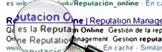 ¿Es posible limpiar mi reputación online?