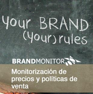 brandmonitor - monitorizacion de precios