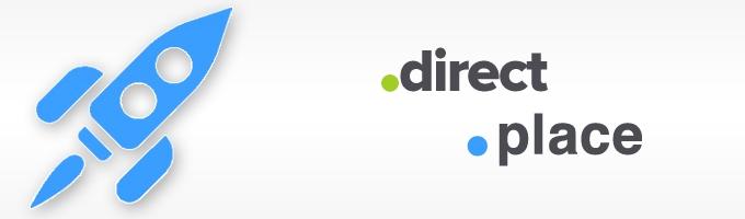Lanzamiento de los dominios .DIRECT y .PLACE